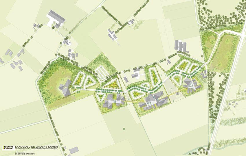 Politiek Tilburg positief over Landgoed De Groene Kamer