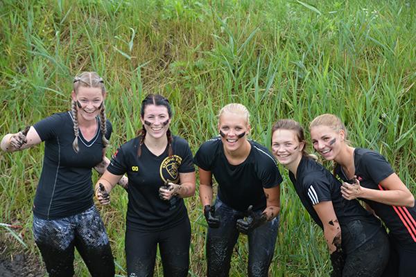 Obstacle Run – Highland Edition!